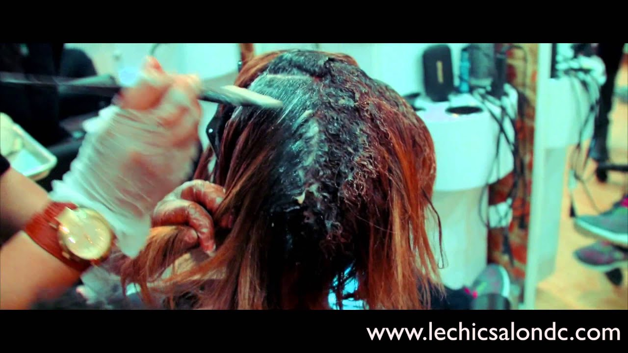 Professional Hairstyling Dc Top Beauty Stylist Best Hair Color Ethiopian Natural Hair Care Youtube