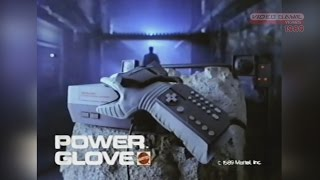 Power Glove (NES, 1989) - Video Game Years History