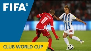 Pachuca v Wydad Casablanca - FIFA CLUB WORLD CUP UAE 2017