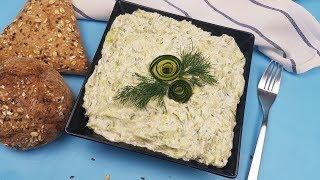 SECRETELE mele pentru Salata de dovlecei cu maioneza (diferita de ce stiati pana acum).
