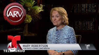 Habla mujer que contrató como niñera a Lady D | Al Rojo Vivo | Telemundo