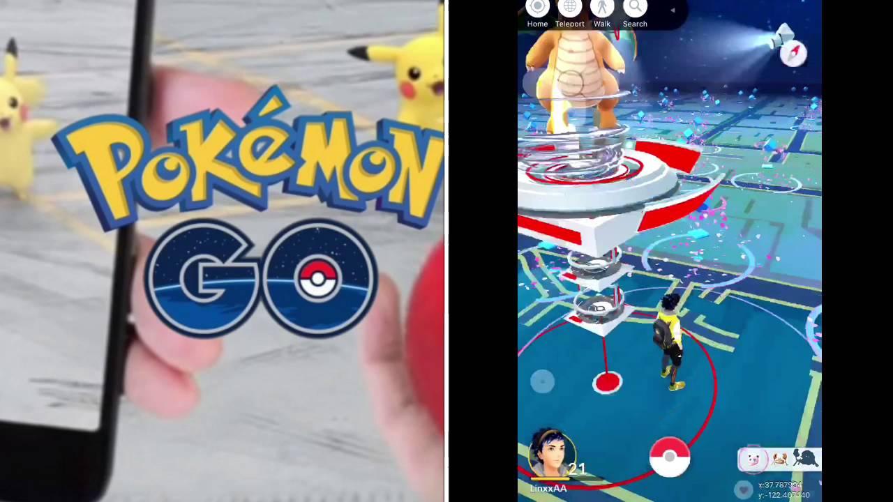 how to use the pokémon go hack tutu app youtube