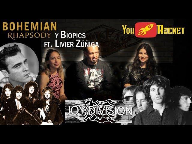Bohemian Rhapsody y Top de Biopics Músicales (ft. LivZu)