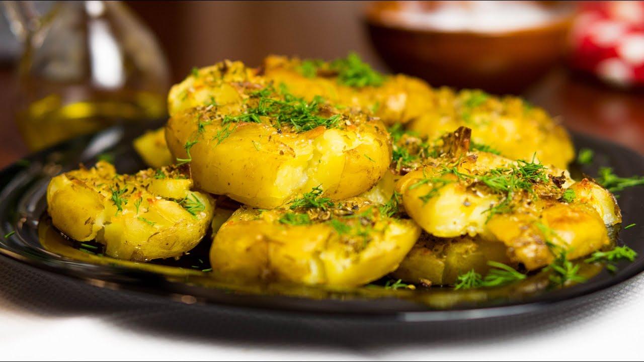 Картофель за который вы будете драться. Хрустящий картофель по-гречески с лимоном