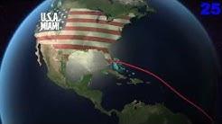 Google Earth 3D Video Animation