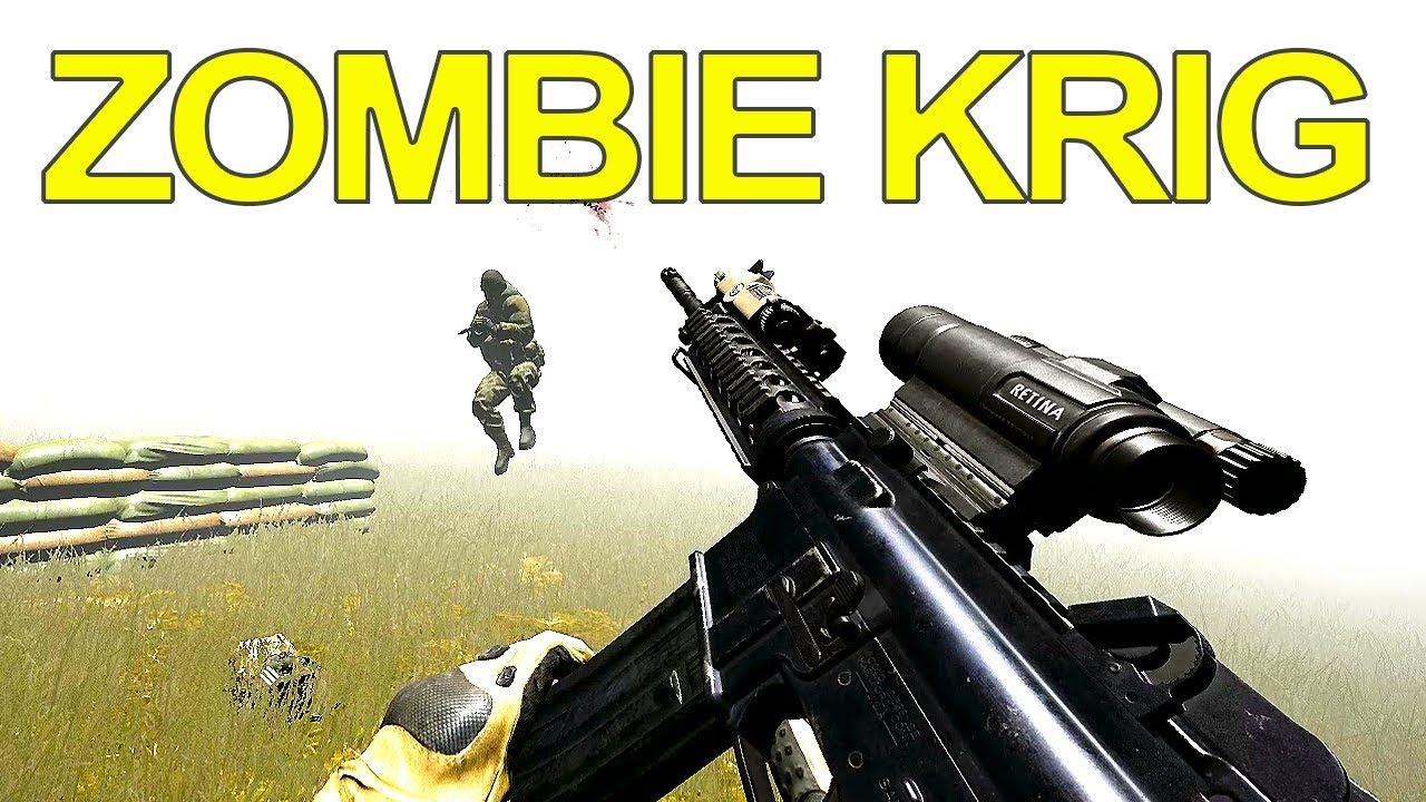 ALLE ZOMBIER IMOD OS - Squad - Zombie Mod [Dansk]