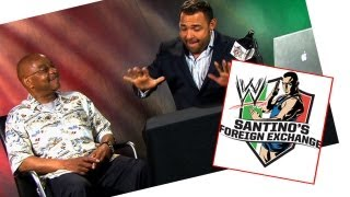 Santino's Foreign Exchange - WrestleMania hangover with Teddy Long - Episode 10