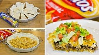 Easy Frito Taco Pie