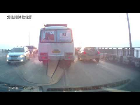 НК-ТВ: Авария на Кузнецком мосту