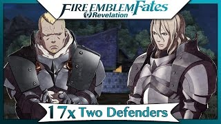 Fire Emblem Fates Revelation - Part 31 | Paralogue 17 - Two Defenders! [English Walkthrough]