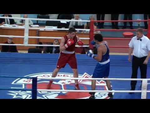 Фомин Дмитрий(Москва) -Алиев Дадаш(Тула) бокс