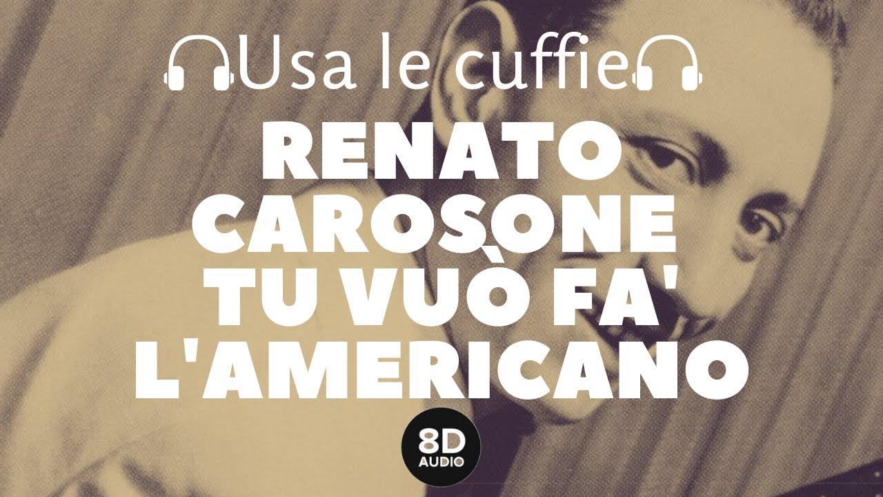 Gianni Celeste - Senz E Te Non Pozz Sta (8D Audio) - YouTube