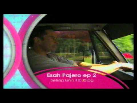 Promo Esah Pajero - episod 2 (Senda Pagi) @ Tv3! (16/7/2012)