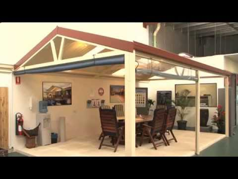 Ideas For Patio Design In Perth From One Stop Patio Shop In Canning Vale