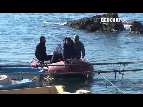 Championnat National de pêche sportive en Apnée (PSA) Mostaganem port de Stidia  Algérie