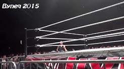 WWE LIVE - Warsaw Poland 15.04.2015 - Main Event Street Fight Big Show vs. Roman Reigns
