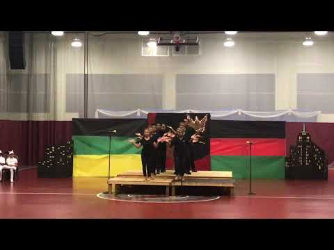 Excellence Christian School 2018 Black History Program