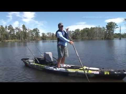 Tips for Standing on a Fishing Kayak