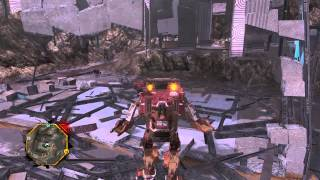 Distortoise Plays Red Faction: Guerrilla...with mods