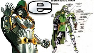 Datos increibles sobre la armadura de Doctor Doom Video