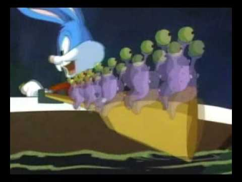 Its in his kiss  Tiny Toons