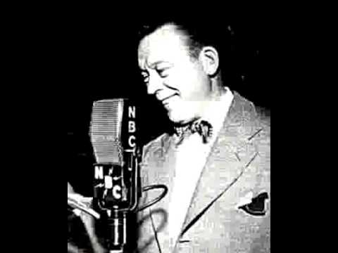 Fred Allen radio show 6/11/44 DeemsTaylor / South Dakota