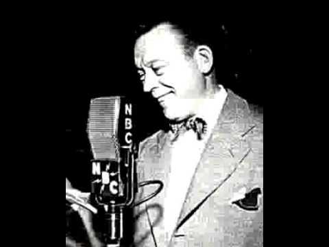 Fred Allen radio show 6/11/44 DeemsTaylor / South Dakota