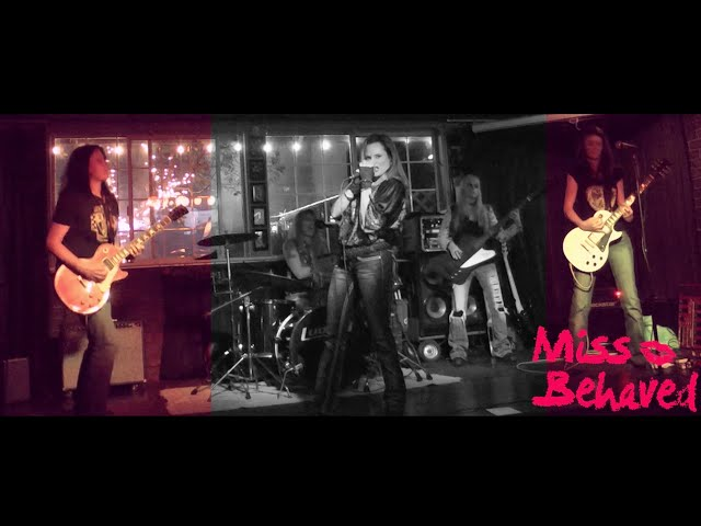 Miss Behaved ~ One Way Or Another ~Cover By Blondie