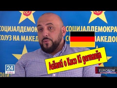 O Kuco Dudus Asylanti ki GERMANIA (Interview Dela)