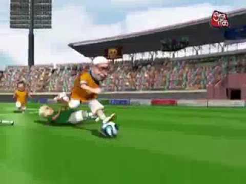 Modi FIFA World Cup