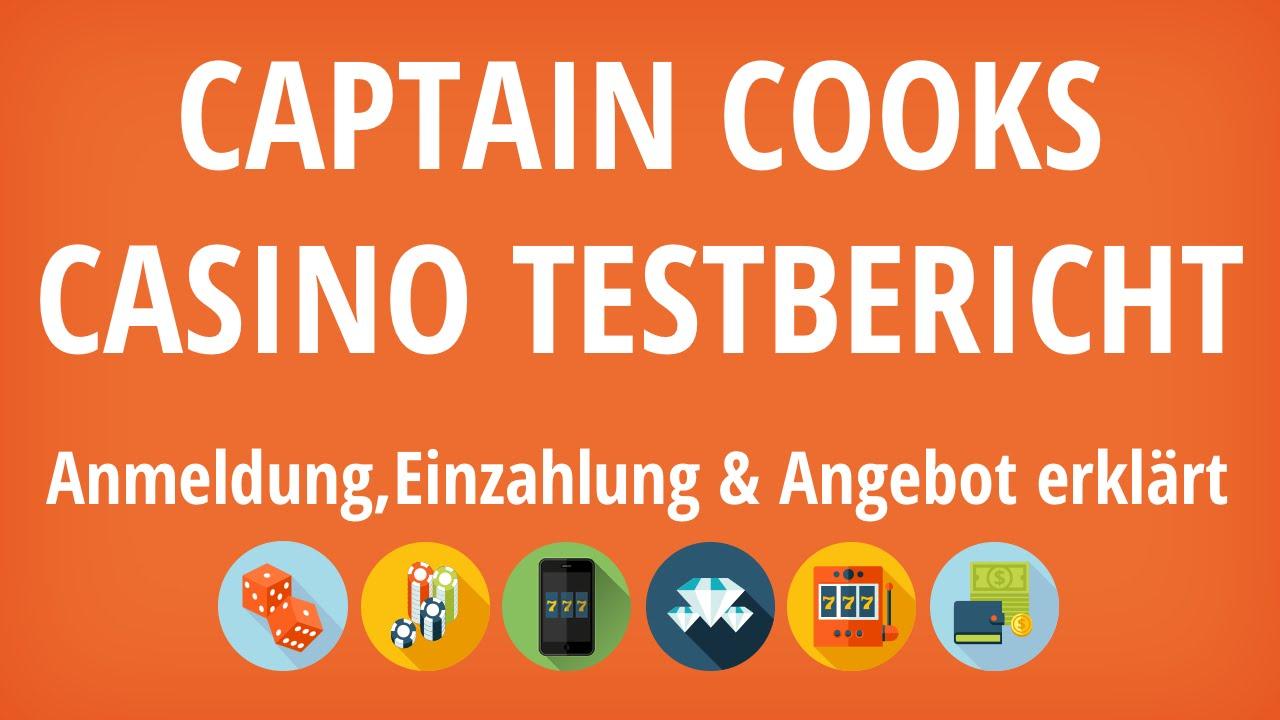 Captain cook casino erfahrung