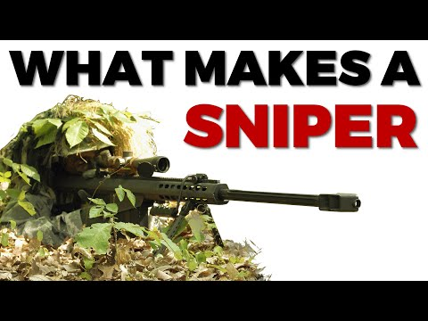 What makes a Sniper?