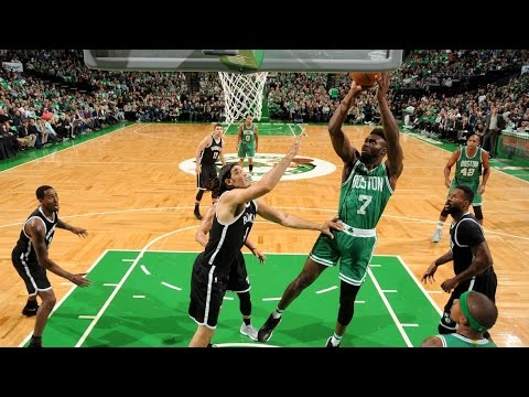 Jaylen Brown 2016-2017 NBA Season Highlights