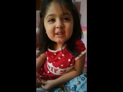 Cute little indian girl Cuteness overload 😊best video most watching