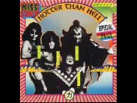 KISS-Hotter Than Hell