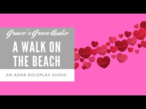 a walk on the beach relaxation encouragement romance youtube