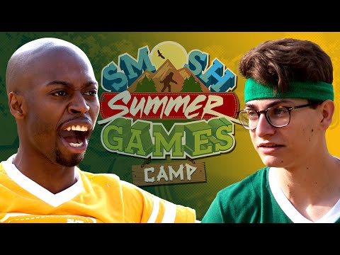 EPIC JOUST OF DEATH (Smosh Summer Games) - YouTube