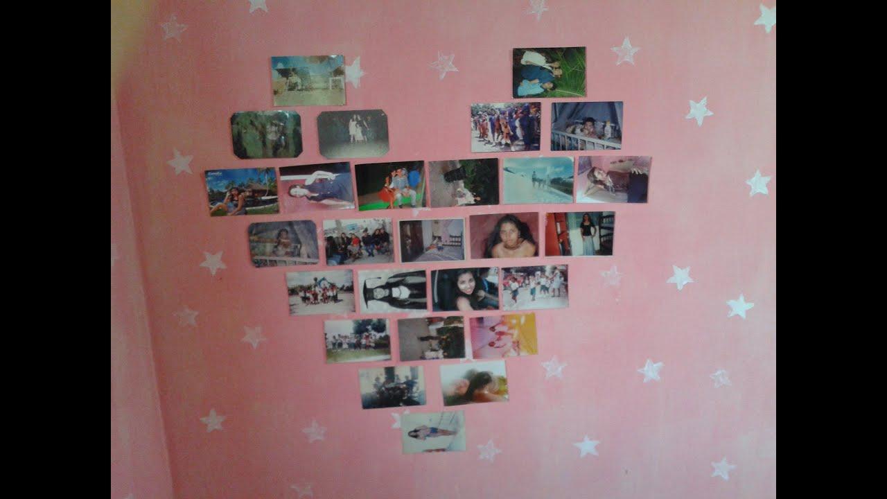 Mural de fotos de cora o youtube - Mural de fotos ...