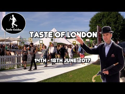 Taste Of London 2017