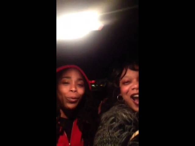 Angela Shella and Suga Bee: Hip Hop in the whip