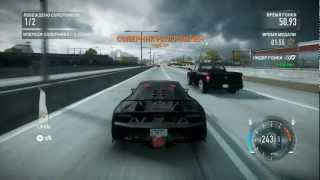 NFS:The Run - Battle,Lamborghini Sesto/Битва