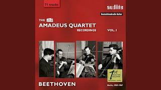 String Quartet, Op. 130 in B-Flat Major: III. Andante con moto ma non troppo