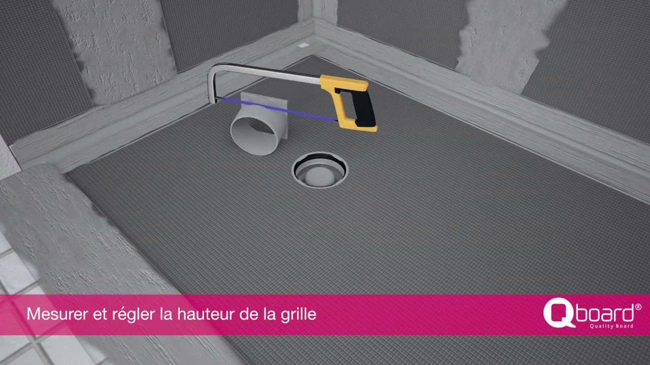 tuto comment passer d 39 une baignoire une douche qboard jackon insulation youtube. Black Bedroom Furniture Sets. Home Design Ideas