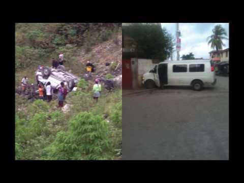 Haiti: les Cayes sous tension. Le commissariat de la ville des Cayes a été attaqué.