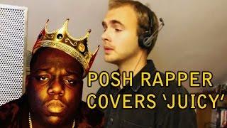 POSH RAPPER 'JUICY' COVER | Damien Slash thumbnail