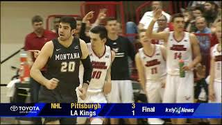 Eagles Take Down Undefeated Montana