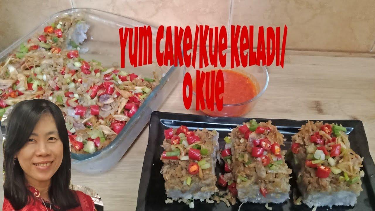 Yum Cake/Kue Keladi/O Kue