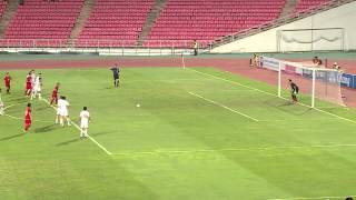 FOOTBALL AFC ASIAN CUP AUSTRALIA 2015 THAILAND VS LEBANON 2-5 05 03 57