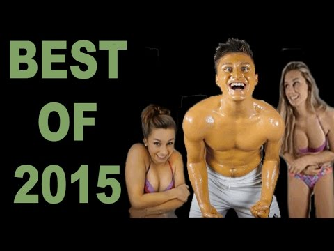 BEST YOUTUBE CHALLENGE VIDEOS OF 2015 || BF vs GF CHALLENGES