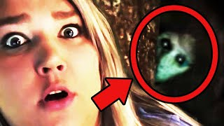 5 GHOST Videos So SCARY I DISAPPEARED For A WEEK